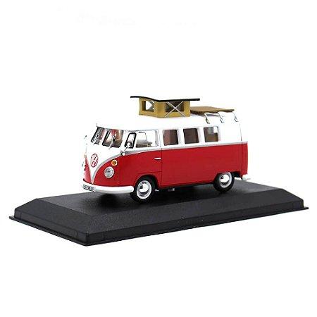 Volkswagen Kombi Westfalia SO 42 1966 1/43 Sammlermodell Hachette