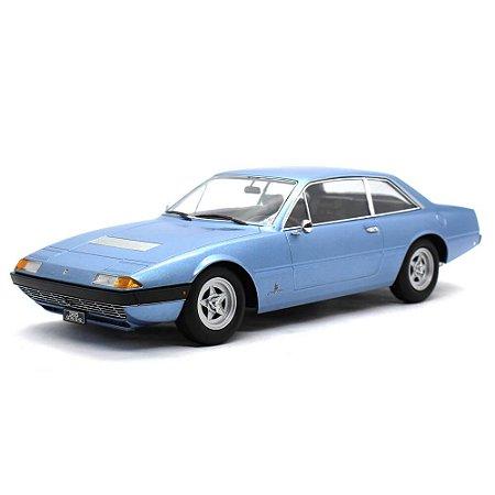 Ferrari 365 GT4 2+2 1972 Azul 1/18 KK Scale Models