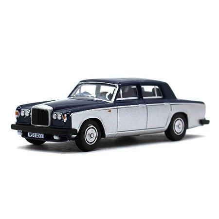 Bentley T2 Saloon Seychelles Azul 1/76 Oxford Automobile