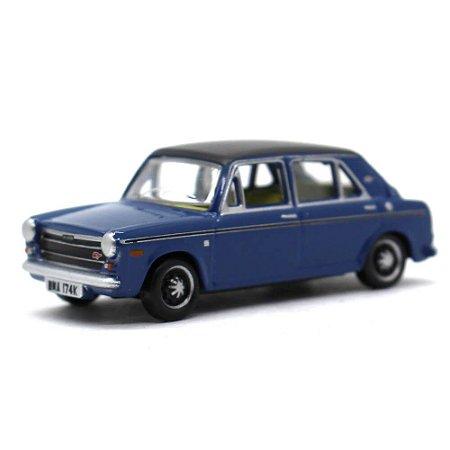 Austin 1300 Teal Azul 1/76 Oxford Automobile