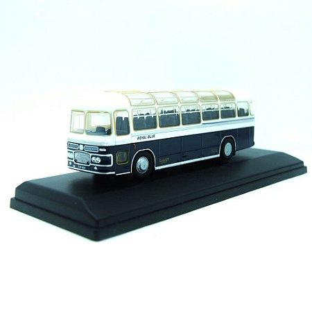 Ônibus Bristol MW6G Azul 1/76 Oxford Omnibus