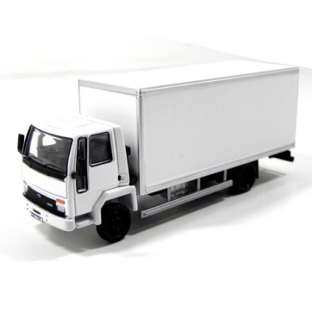 Caminhão Ford Cargo Box Van 1/76 Oxford Haulage