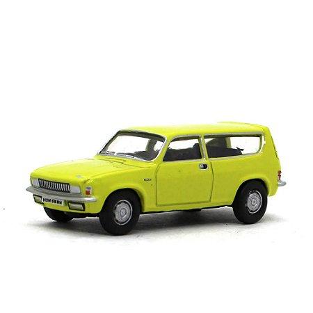 Austin Allegro Estate Amarelo Limão 1/76 Oxford Automobile Company