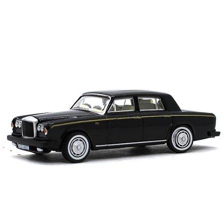 Bentley T2 Saloon Masons Preto 1/76 Oxford Automobile Company