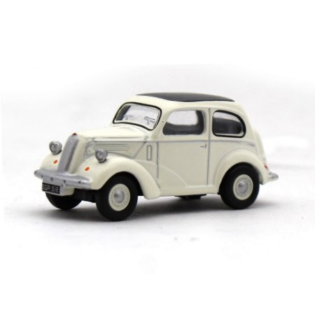 Ford Popular 103E Branco 1/76 Oxford Automobile Company