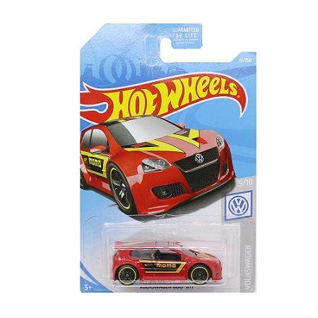 Volkswagen Golf GTI MOMO 1/64 Hot Wheels Volkswagen