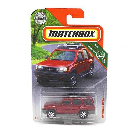 Nissan Xterra 2000 1/64 Matchbox MBX Road Trip
