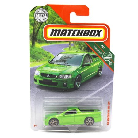 Holden Ve Ute SSV 2008 1/64 Matchbox MBX Road Trip