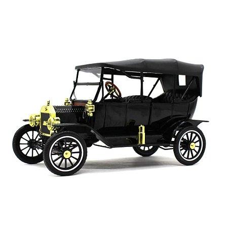 Ford USA Model T Capota Fixa 1915 Preto 1/18 Motor City Classics Classic Collectibles