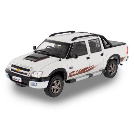 Chevrolet S-10 Rodeio 2011 1/43 Chevrolet Collection 49