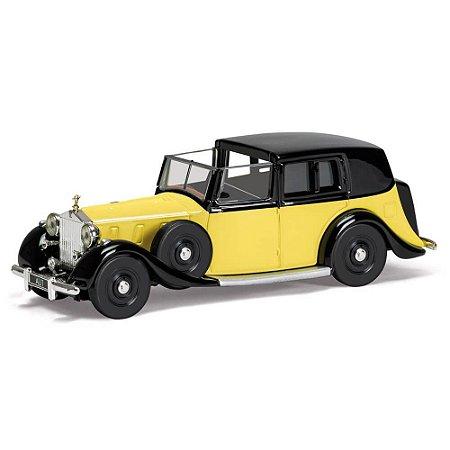 Rolls Royce Phantom III De Ville 1939 007 James Bond Goldfinger 1/36 Corgi