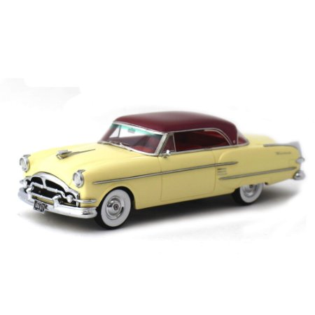 Packard Pacific Hard Top Coupé 1954 Creme 1/43 Neo Scale Models