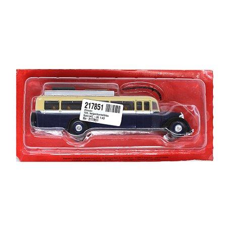Ônibus Citroen T45 1934 1/43 Ixo Altaya SpecialC
