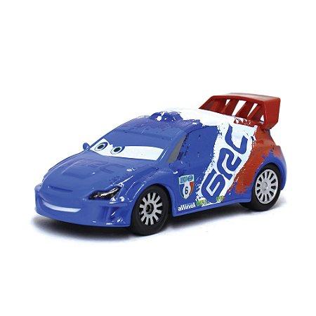 Raoul ÇaRoule Disney Pixar Carros 1/43 Com Fricção