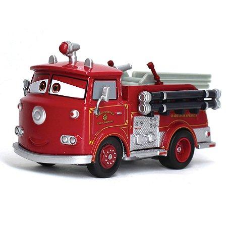 Ruivo Disney Pixar Carros 1/43 Com Fricção
