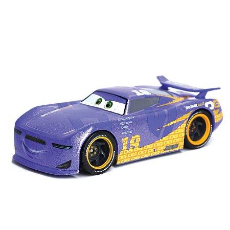 Daniel Swervez Disney Pixar Carros 1/43 Com Fricção