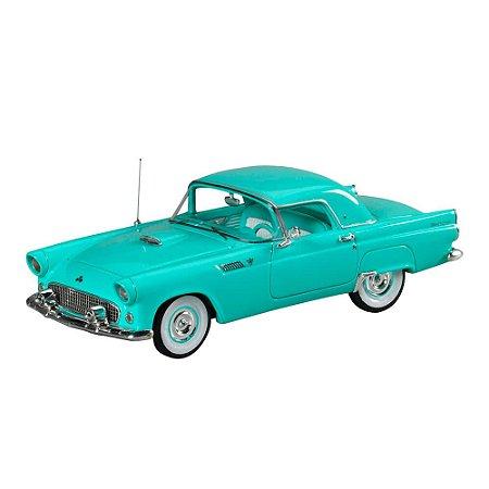 Ford Thunderbird Coupé 1955 USA Verde Claro 1/43 Motorhead