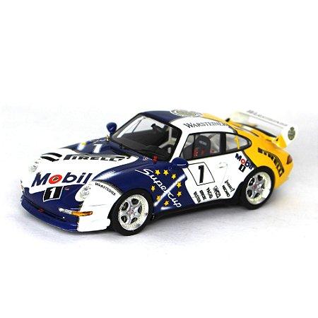 Porsche 911 Cup VIP 1996 Porsche SuperCup 1/43 Schuco Pro.R43