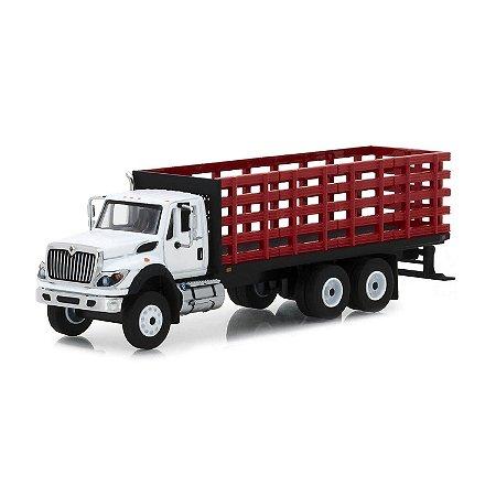 Caminhão Graneleiro International 2018 WorkStar SD Trucks Serie 5 1/64 Greenlight