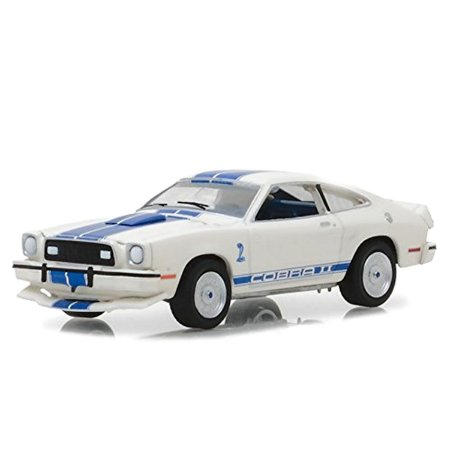 Ford Mustang II Cobra II 1976 Jill Munroe´s Charlie´s Angels As Panteras 1/64 Greenlight Hollywood Serie 19