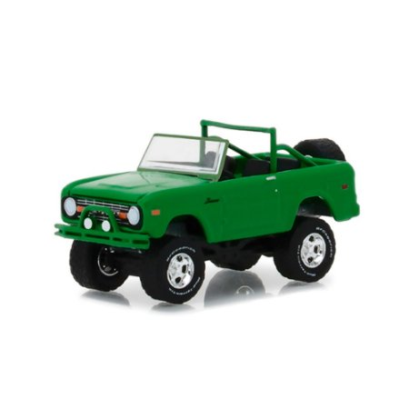 Ford Bronco 1971 USA Open BFGoodrich 1/64 Greenlight