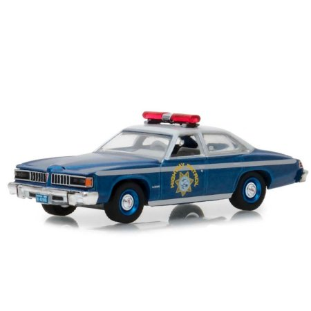 Pontiac Le Mans 1977 Policia Hot Pursuit Serie 29 1/64 Greenlight