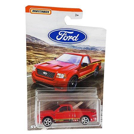 Ford F150 SVT Lightning 1/64 Matchbox Ford