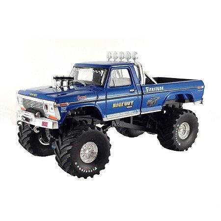 Bigfoot #1 The Original Monster Truck Ford F250 1974 1/43 Greenlight