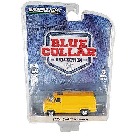 GMC Vandura 1972 Blue Collar Serie 4 1/64 Greenlight