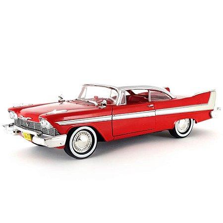 Plymouth Fury 1958 Christine 1/24 Greenlight Hollywood