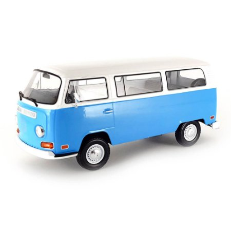 Volkswagen Kombi Type 2 1971 Lost Dharma Van 1/24 Greenlight Hollywood