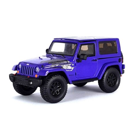 Jeep Wrangler Winter Edition 2017 1/43 Greenlight All Terrain
