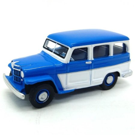 Jeep Willys Station Wagon 1954 1/87 Bos Best Of Show