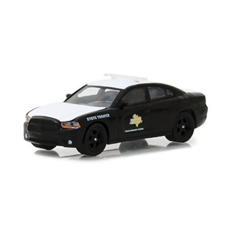 Dodge Charger 2011 Policia Hot Pursuit Serie 27 1/64 Greenlight