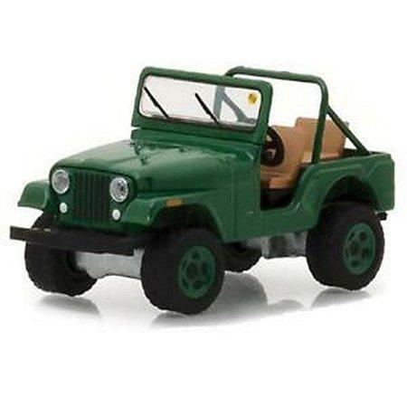 Jeep CJ-5 1974 Mecum Auctions 1/64 Greenlight