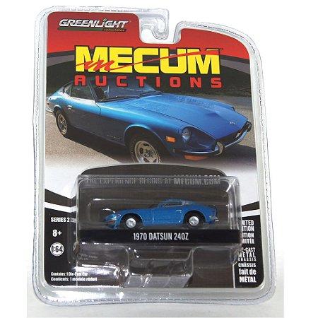 Datsun 240Z 1970 Mecum Auctions 1/64 Greenlight