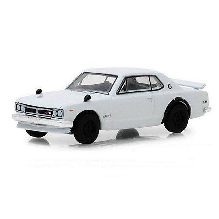 Nissan Skyline 2000 GT-R 1971 Tokyo Torque 1/64 Greenlight