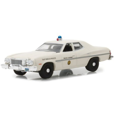 Ford Gran Torino 1975 Hot Pursuit 1/64 Greenlight
