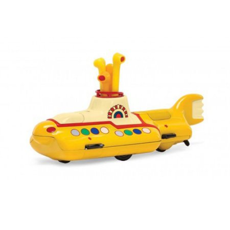 The Beatles Yellow Submarine Corgi