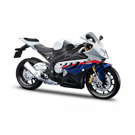 Moto BMW S1000 RR 1/12 Maisto