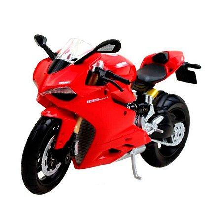Moto Ducati Desmosedici RR 1/12 Maisto