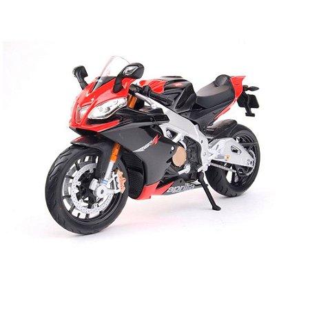 Moto Aprilia Factory 1/12 Maisto
