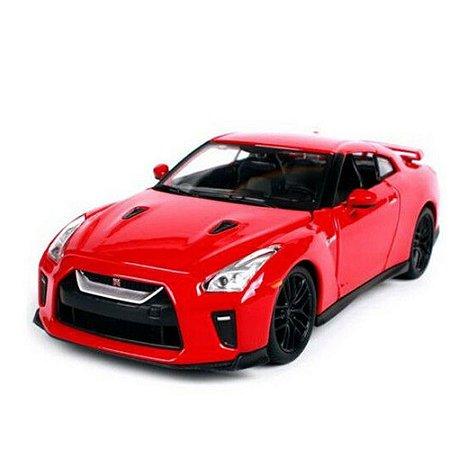 2017 NISSAN GT-R 1/24 BBURAGO