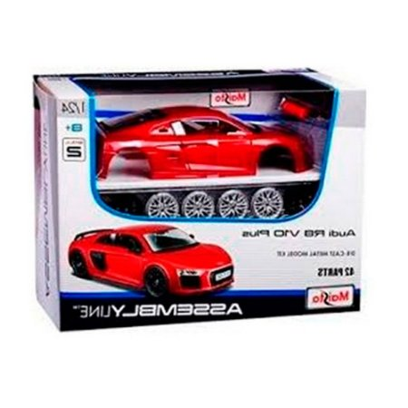KIT EM METAL AUDI R8 V10 PLUS 1/24 MAISTO