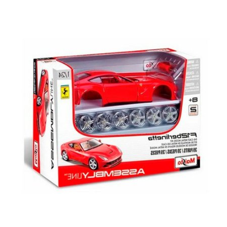 KIT EM METAL FERRARI F12 BERLINETTA 1/24 MAISTO