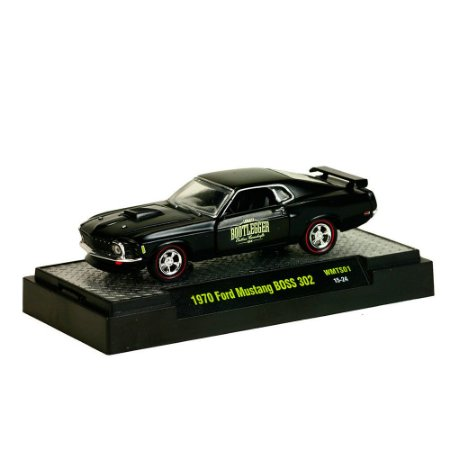 Ford Mustang Boss 302 1970 1/64 M2 Machines