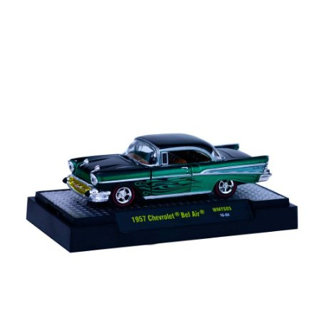 Chevrolet Bel Air 1957 AUTO-DREAMS 1/64 M2 Machines