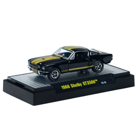 Shelby GT350H 1966 SHELBY 1/64 M2 Machines