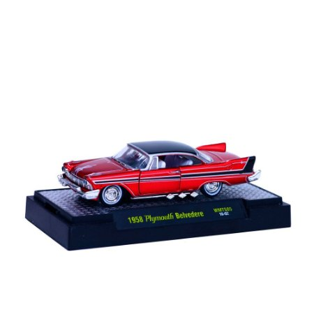 Plymouth Belvedere 1958 1/64 M2 Machines