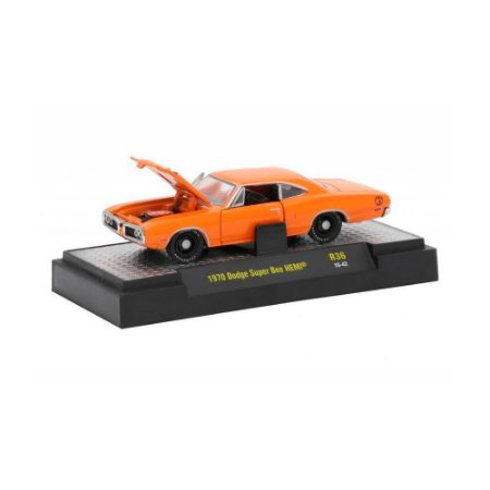 Dodge Super Bee Hemi MOPAR GARAGE 1/64 M2 Machines